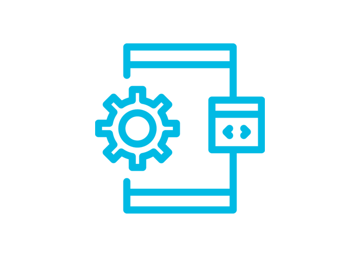 App management QS solutions icon