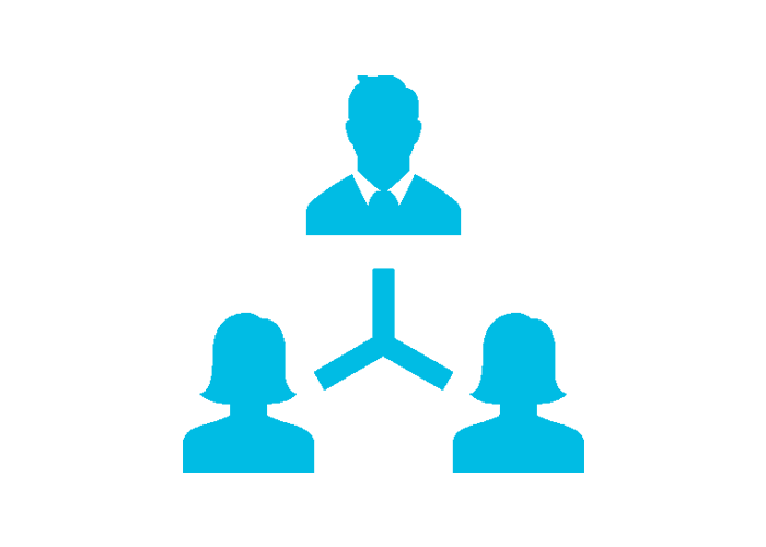 Samenwerk structuur