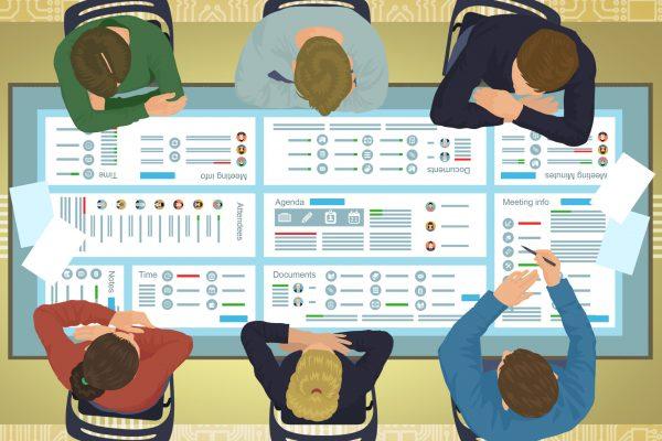 Digitaal vergaderen in Office 365